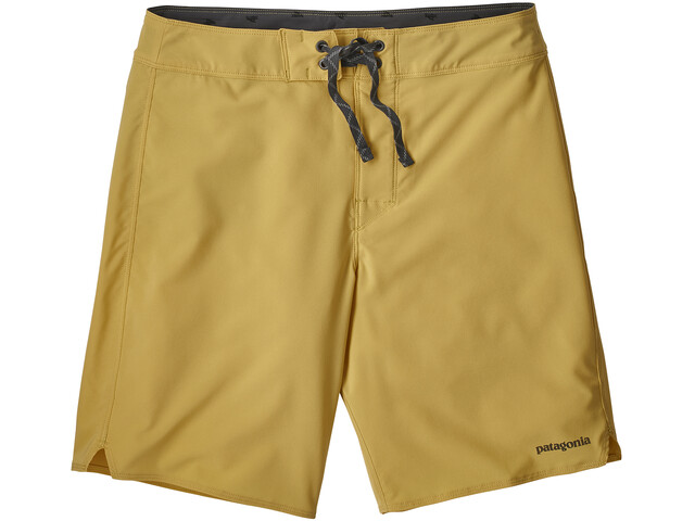 Patagonia Stretch Hydropeak Boardshorts Herre surfboard yellow